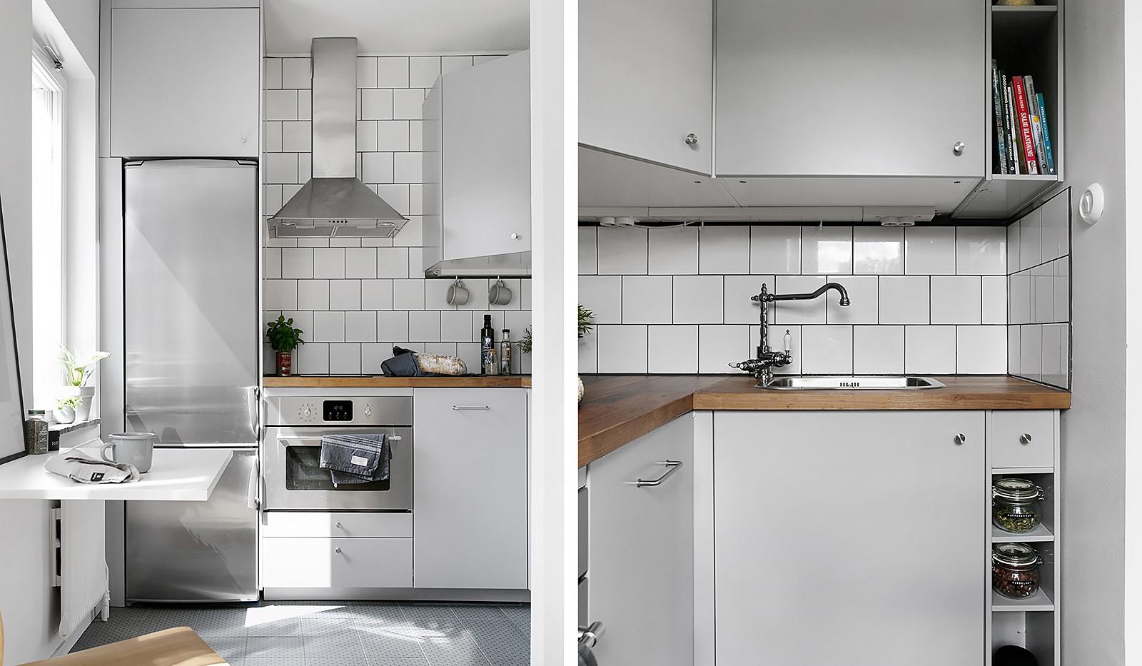Kolbäcksgränd 28, 2 tr - Stilrent och modernt kök
