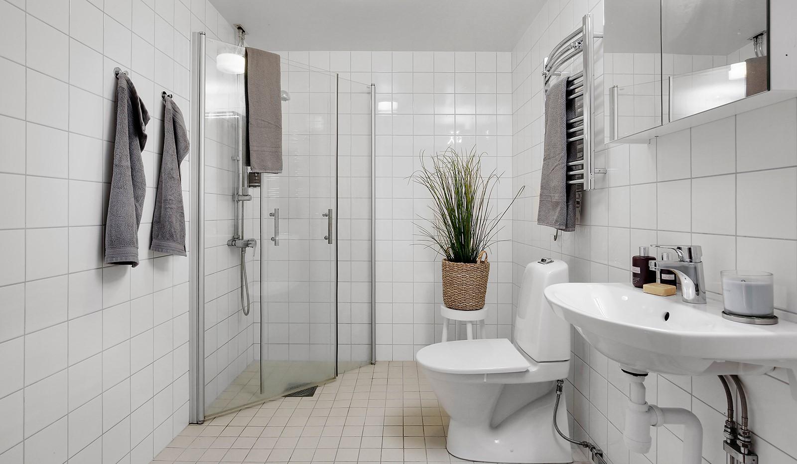 Hornsgatan 37, 1 tr - Nytt badrum i samband med stambyte år 2015-2016