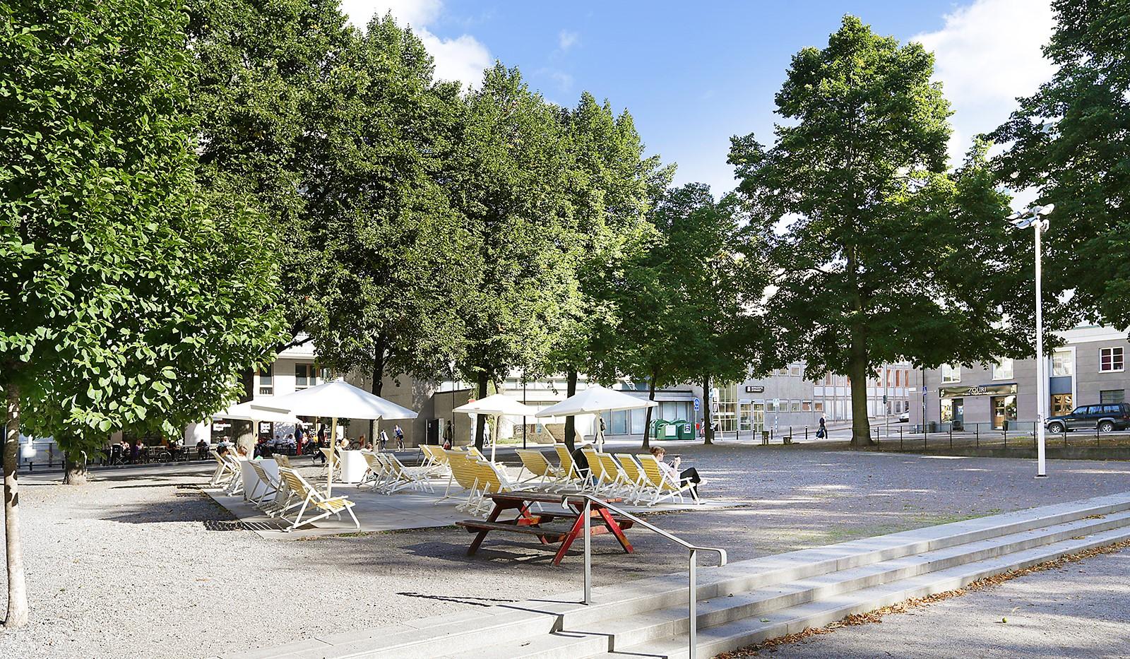 Hallandsgatan 50B - Bo med parkläge mitt på Söder