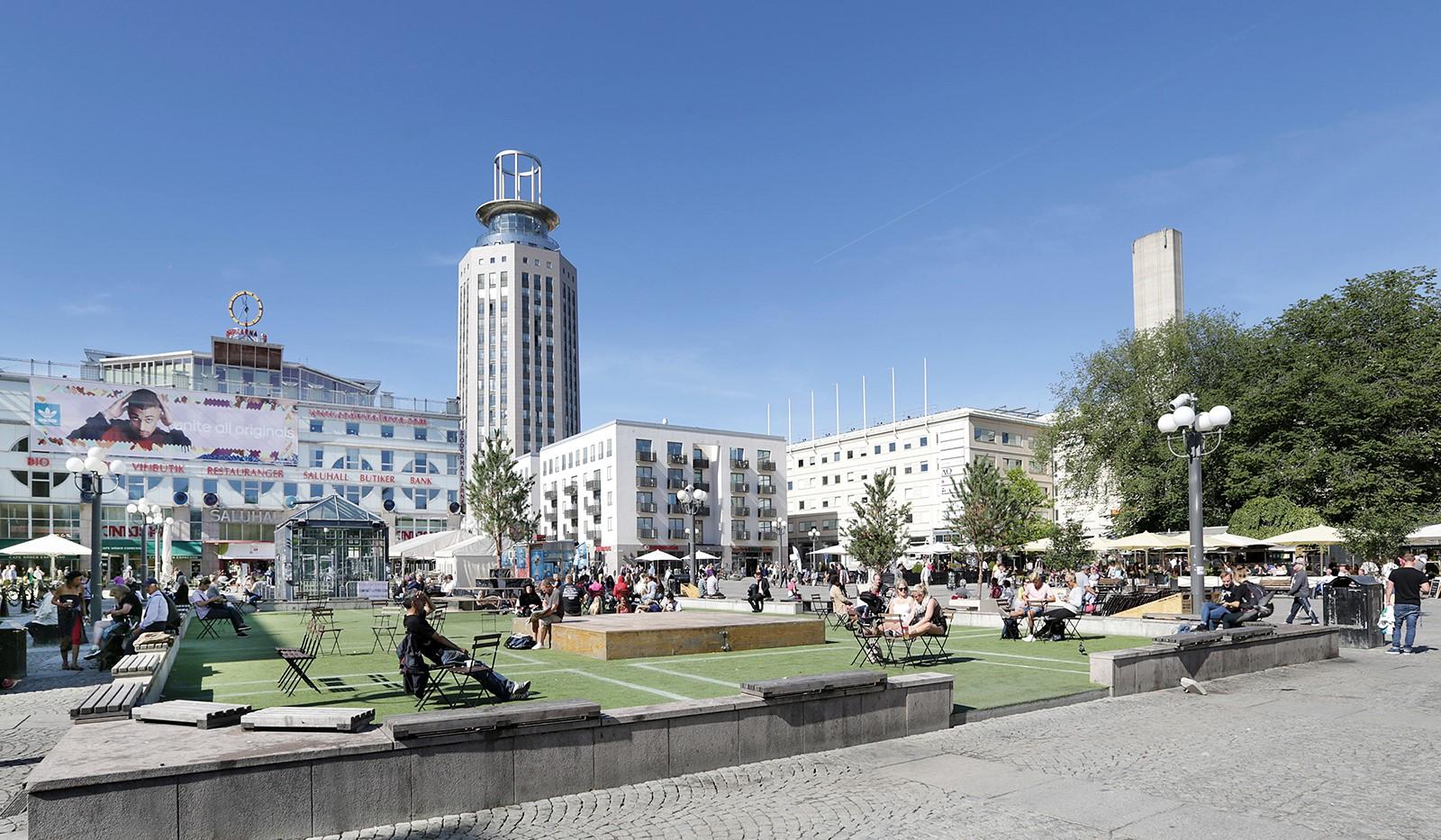 Hallandsgatan 50B - Medborgarplatsen