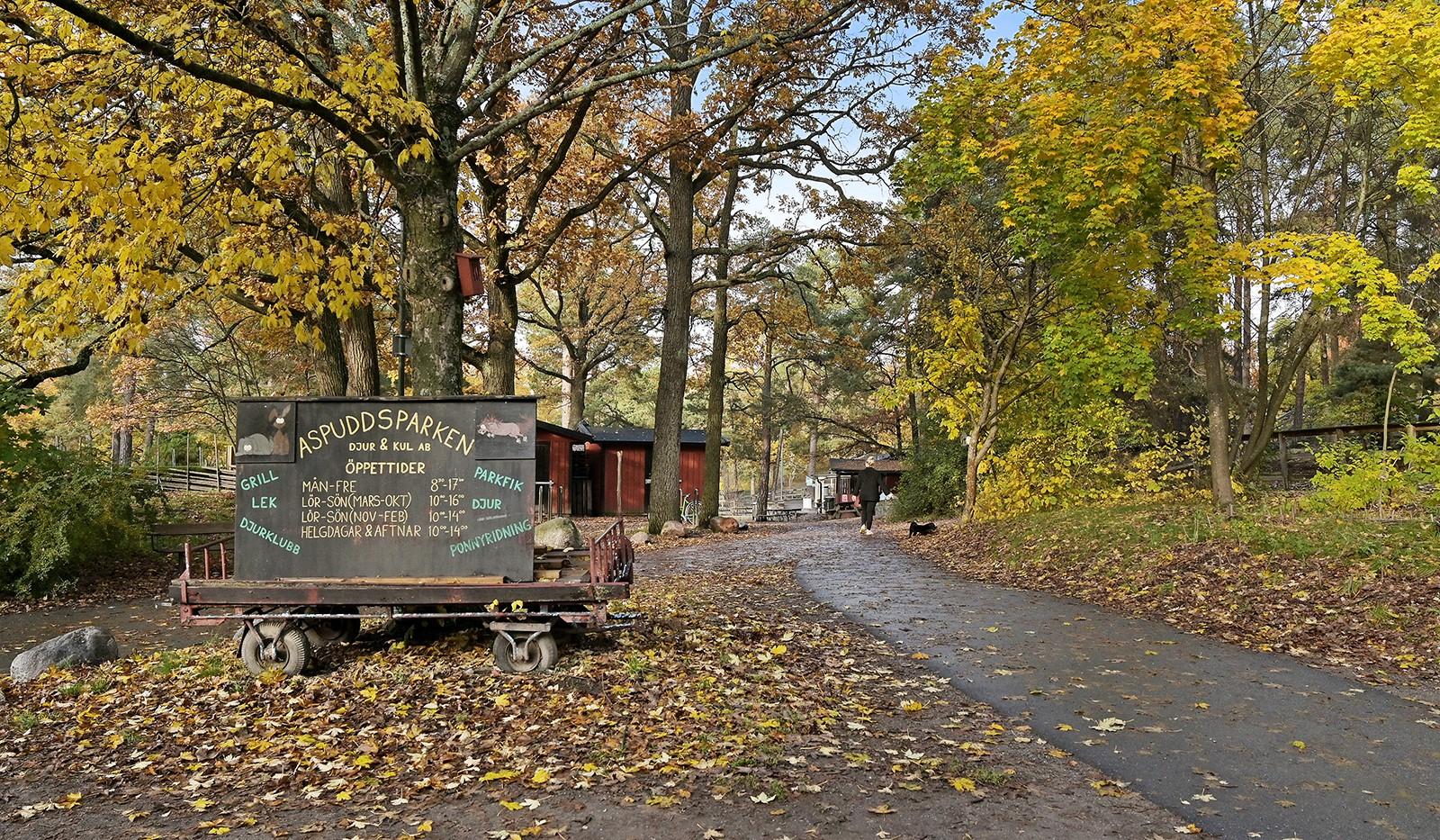 Hägerstensvägen 99B - Aspuddsparken