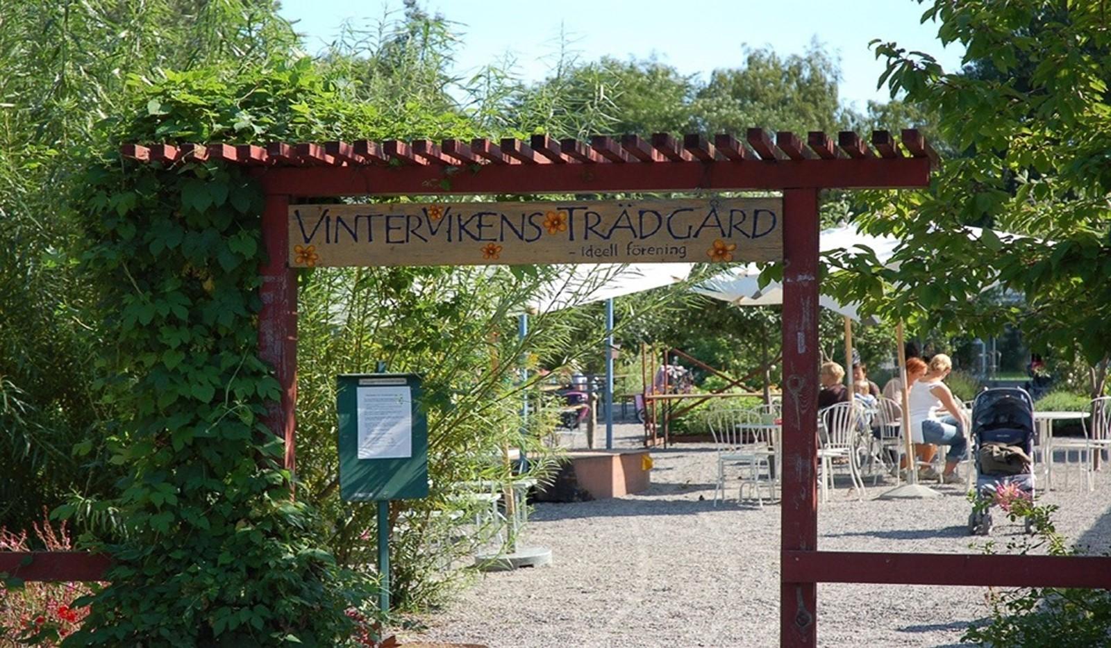 Hägerstensvägen 99B - Vintervikens Trädgård