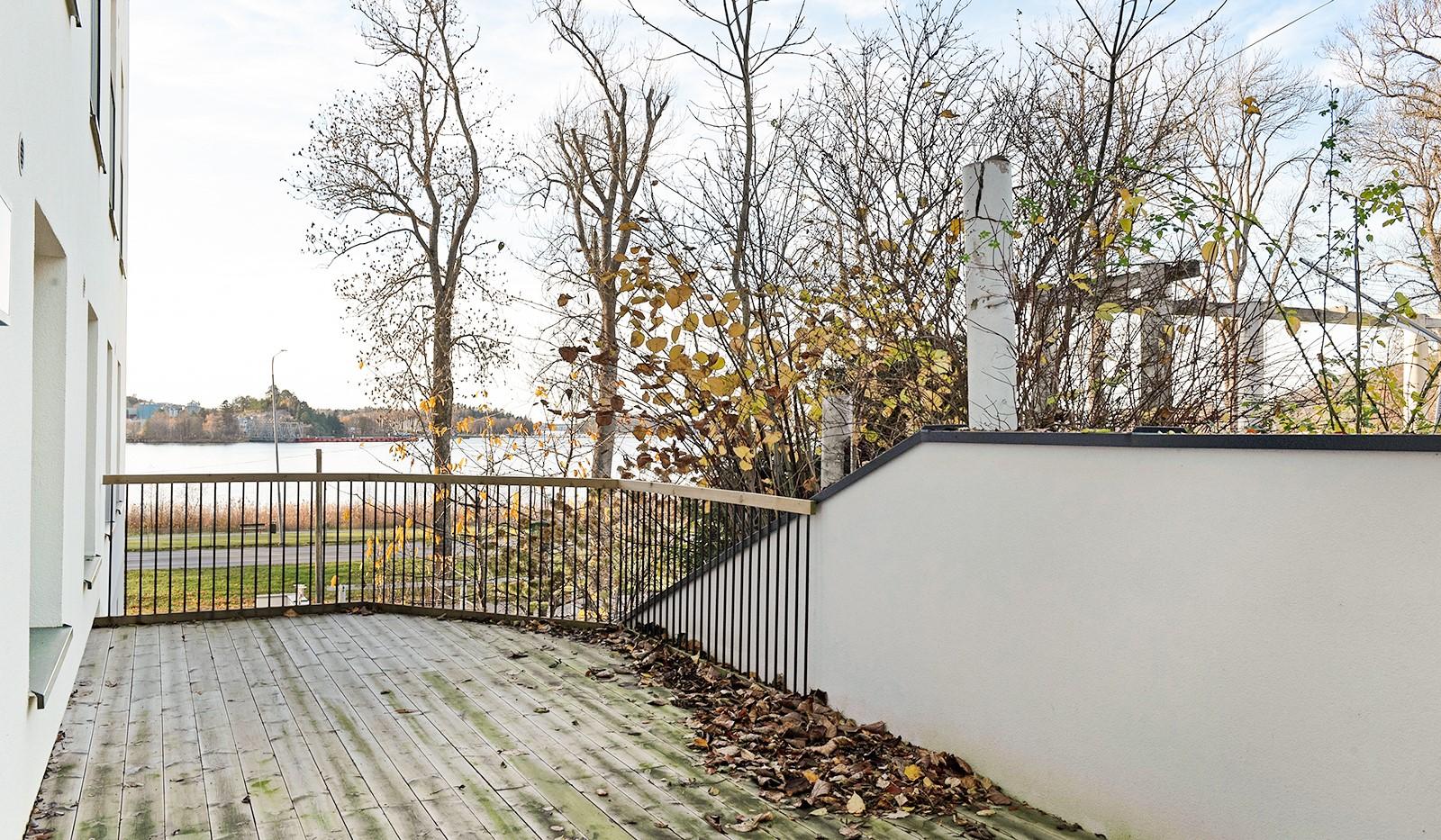 Vårby allé 31, 1tr - Egen terrass