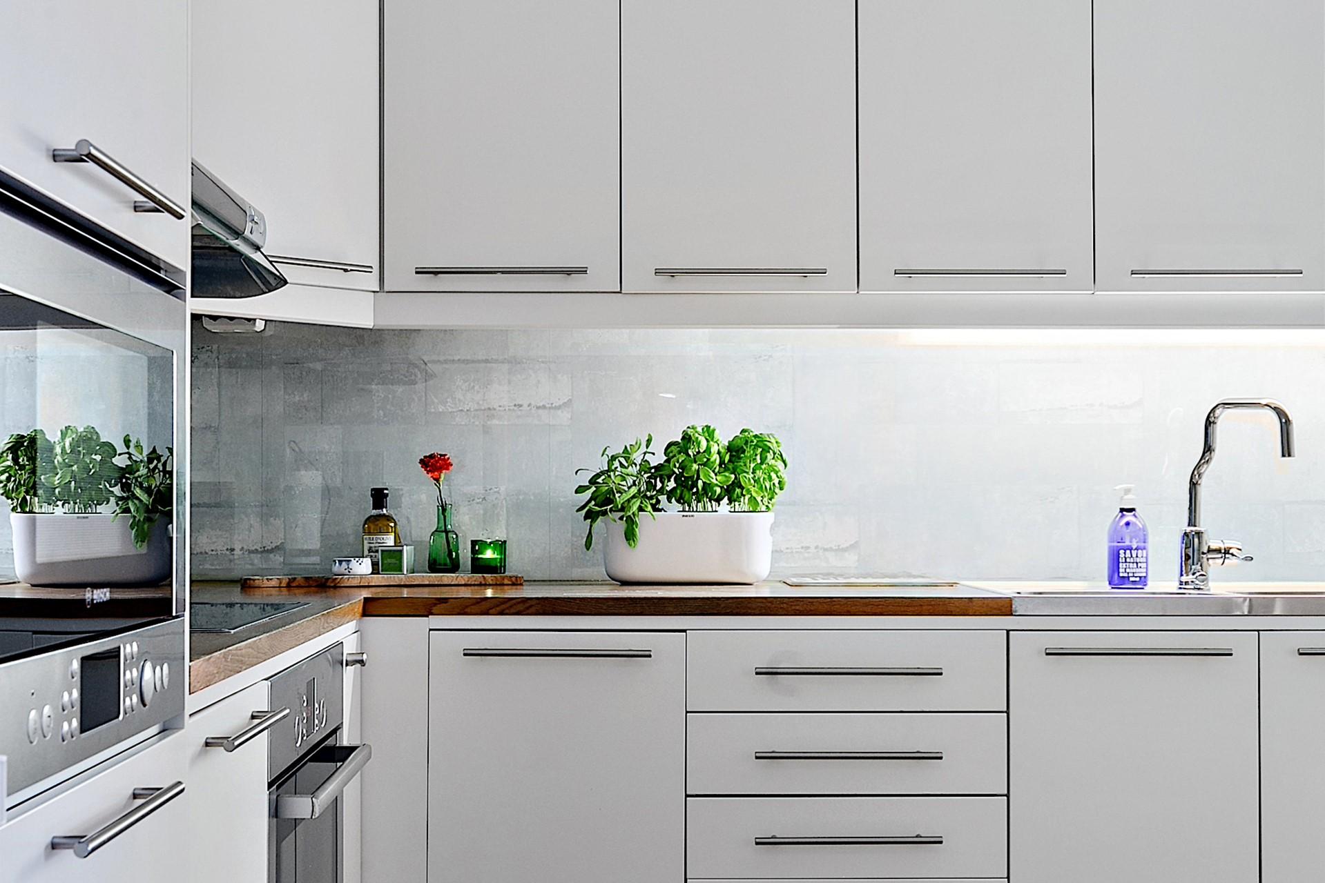 Sjöviksvägen 39, 5tr - Fullt utrustat kök.