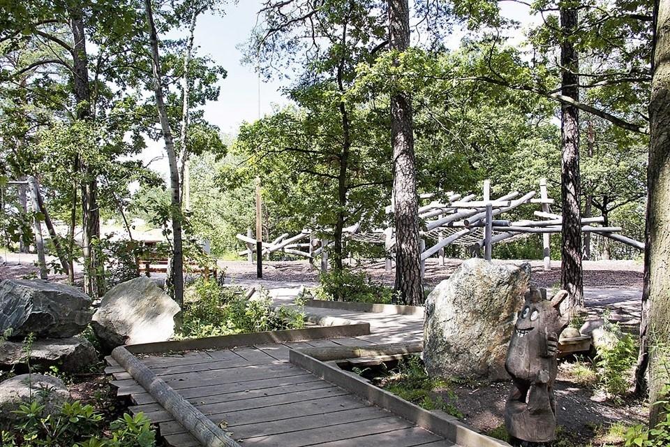 Sjöviksbacken 5, 2tr - Äventyrsparken.
