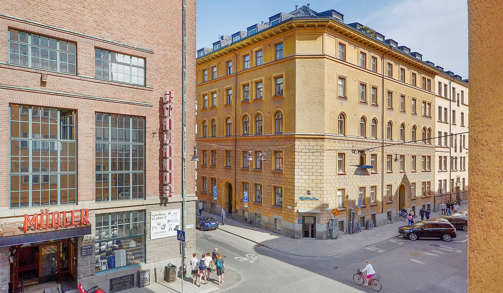 Östgötagatan 32, 4tr - Stalands