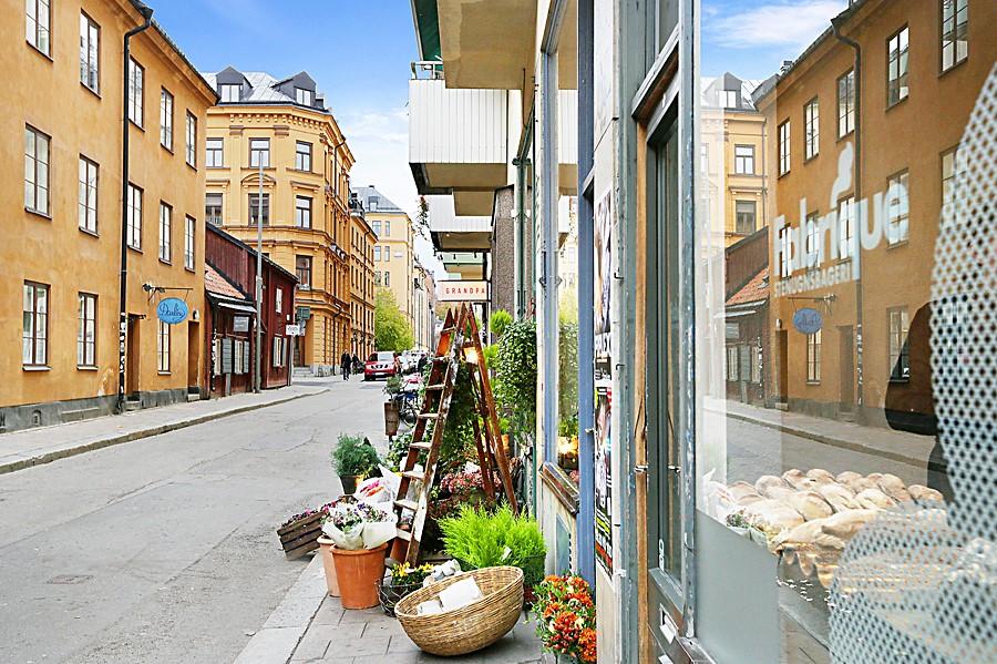 Östgötagatan 32, 4tr - Fabrique