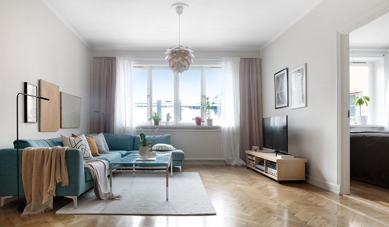 Östgötagatan 32, 4tr - Välkommen till Östgötagatan 32.