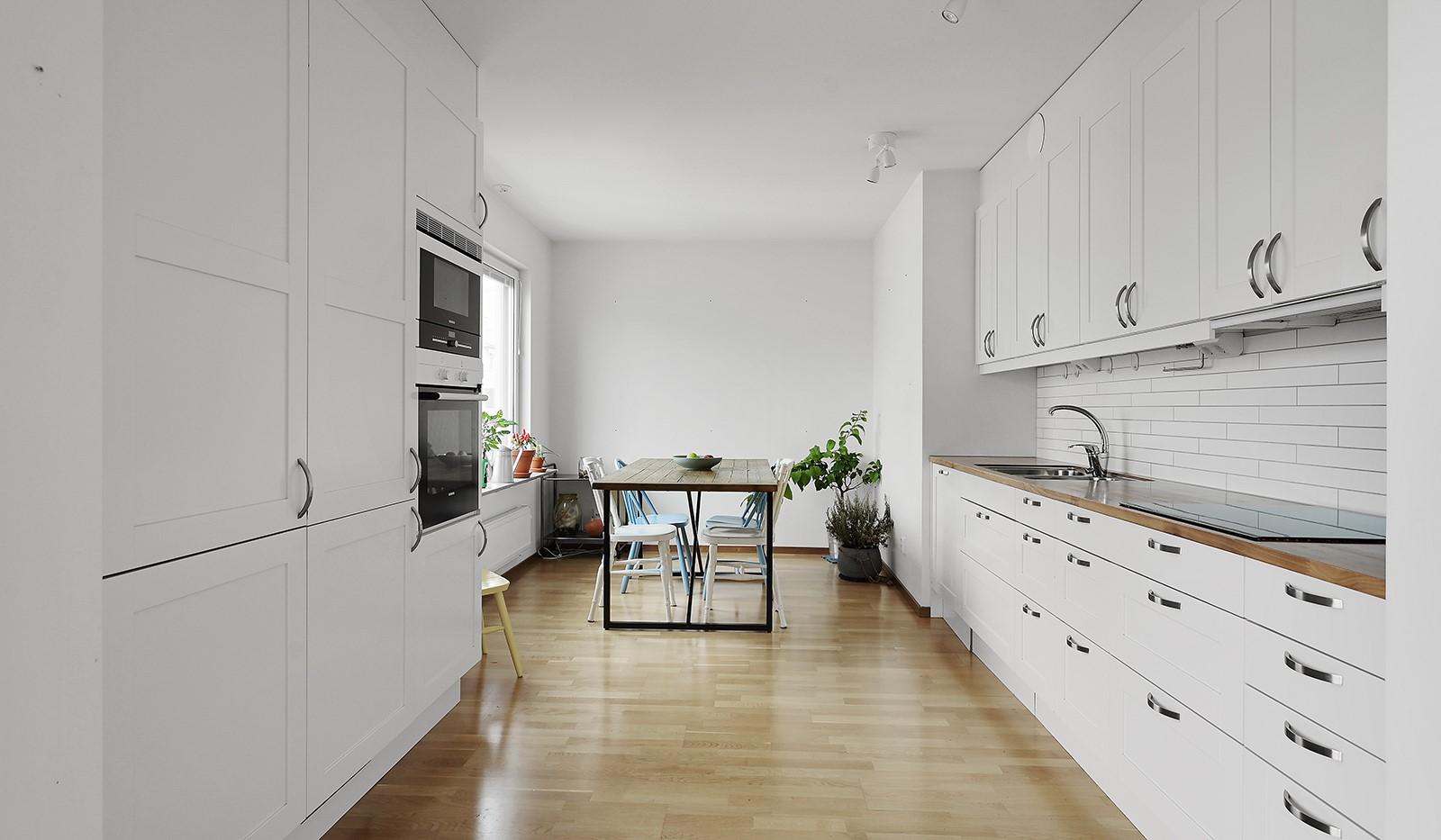 Marieviksgatan 38, 6 tr - Stilrent kök med gott om förvaring