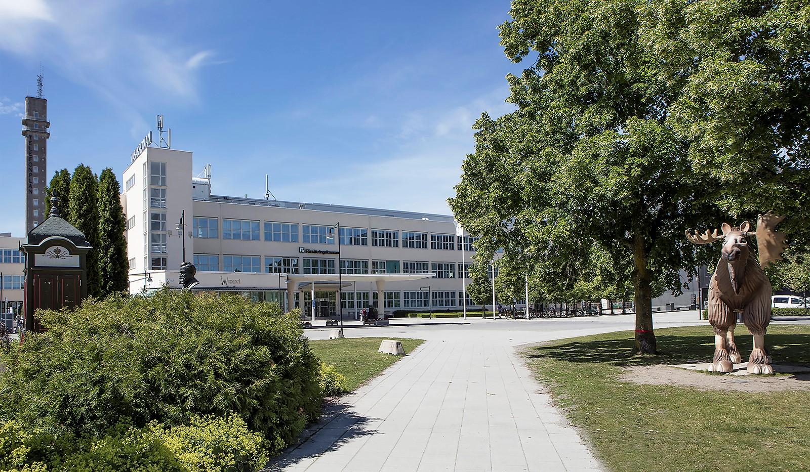 Tellusborgsvägen 90, 2 tr - Sköna omgivningar runt Telefonplan