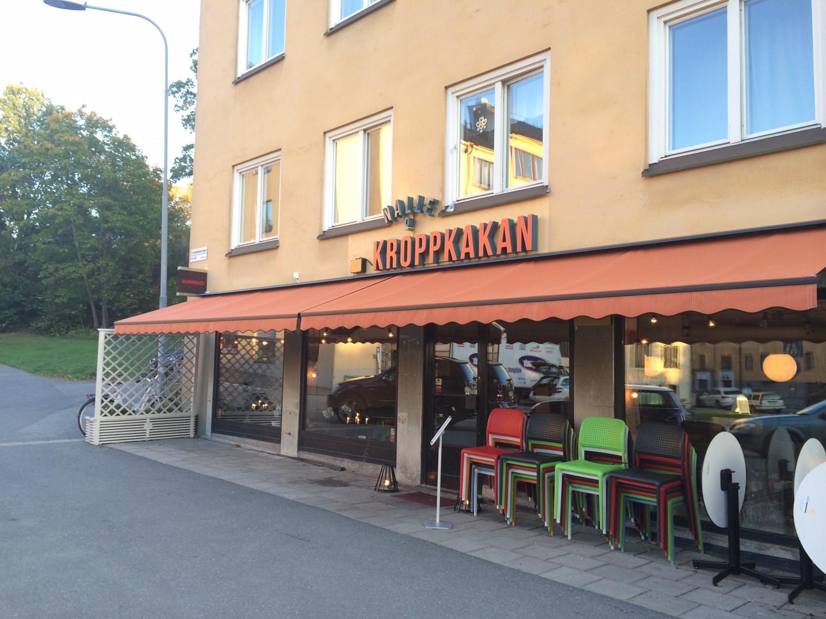 Tellusborgsvägen 90, 2 tr - Ytterligare en av många restauranger