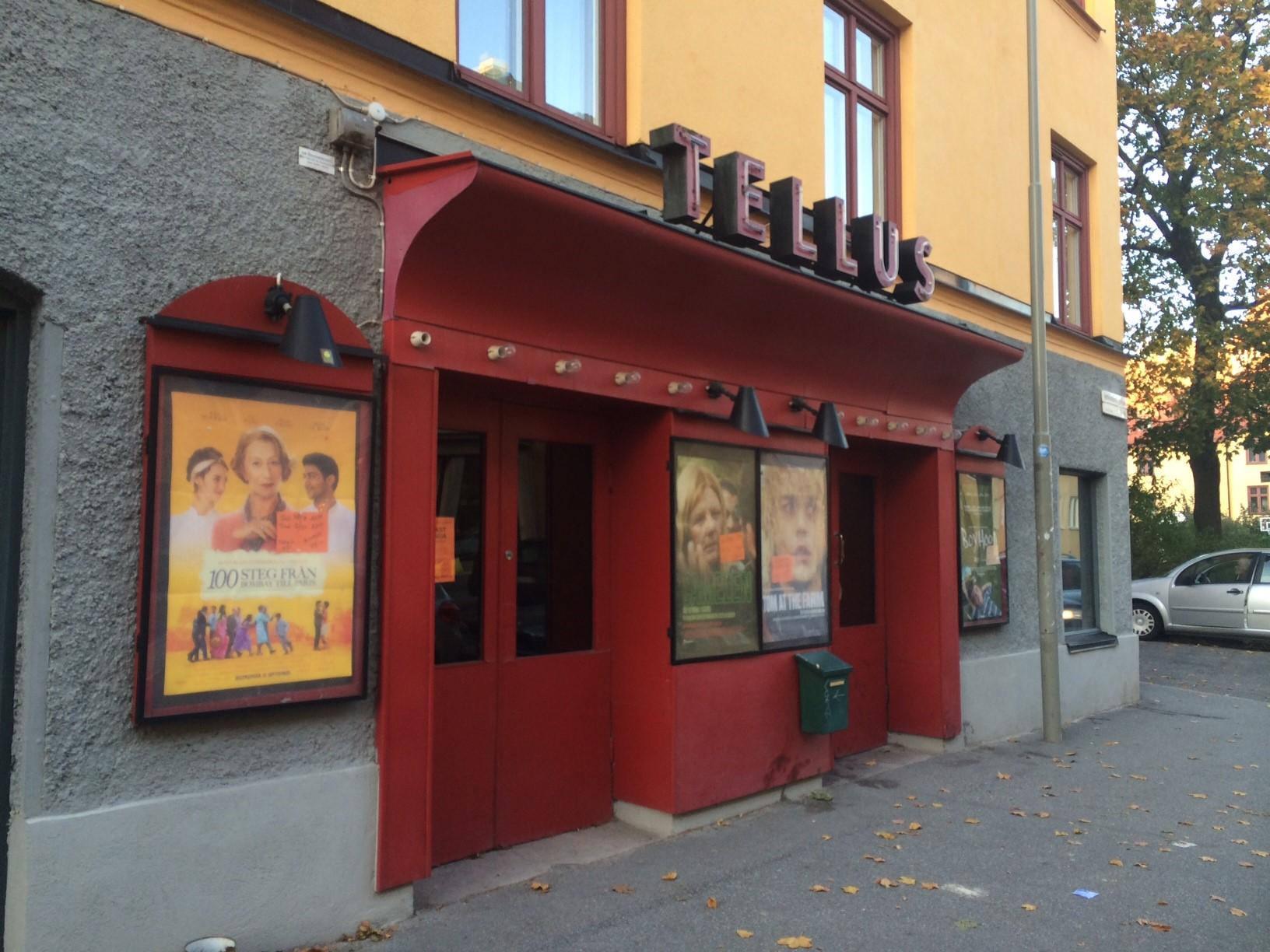 Tellusborgsvägen 90, 2 tr - Kultig kvartersbio