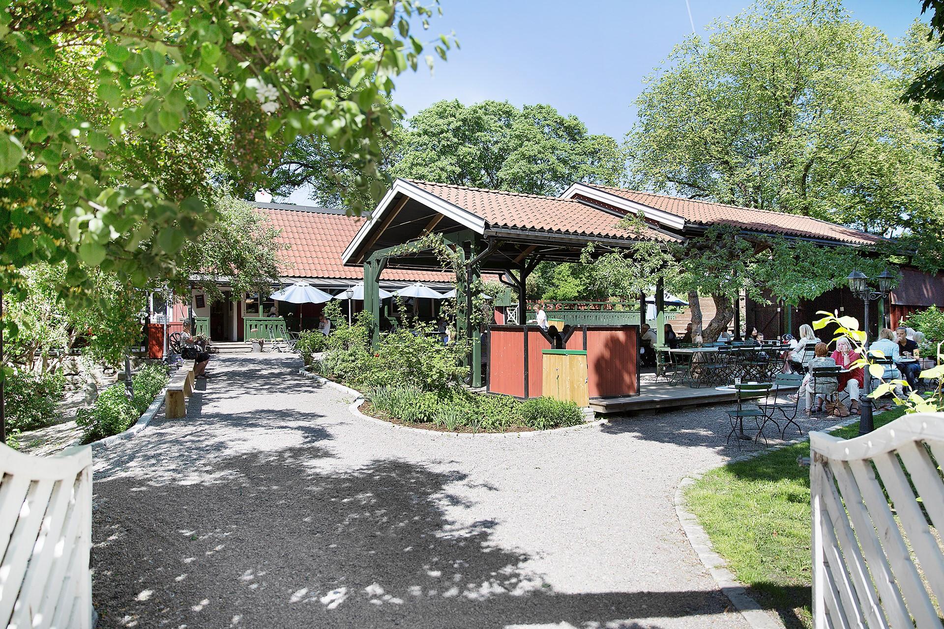 Folkskolegatan 20 - Lasse i parken