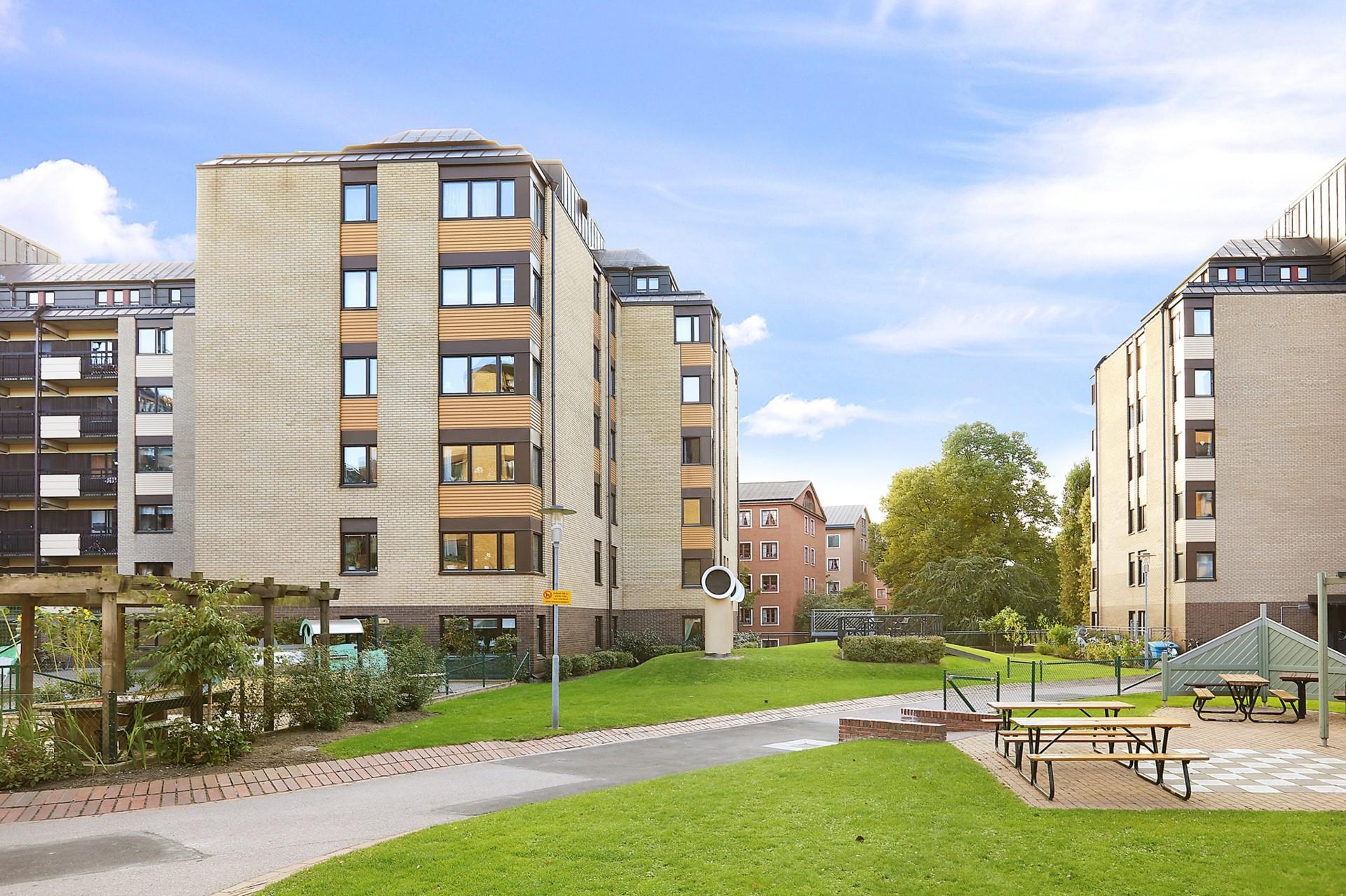 Götgatan 106, 3tr - Fantastisk innergård