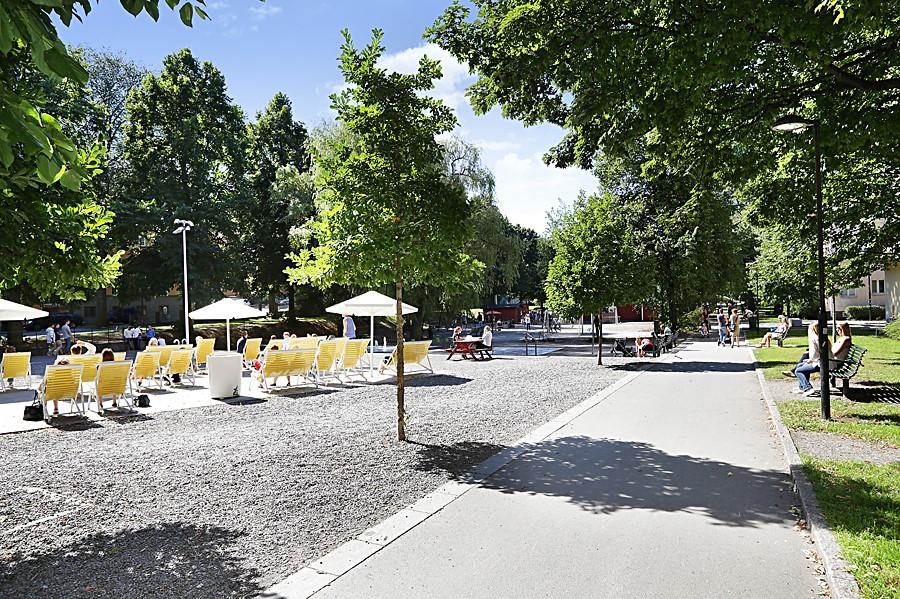 Götgatan 106, 3tr - Rosenlundsparken