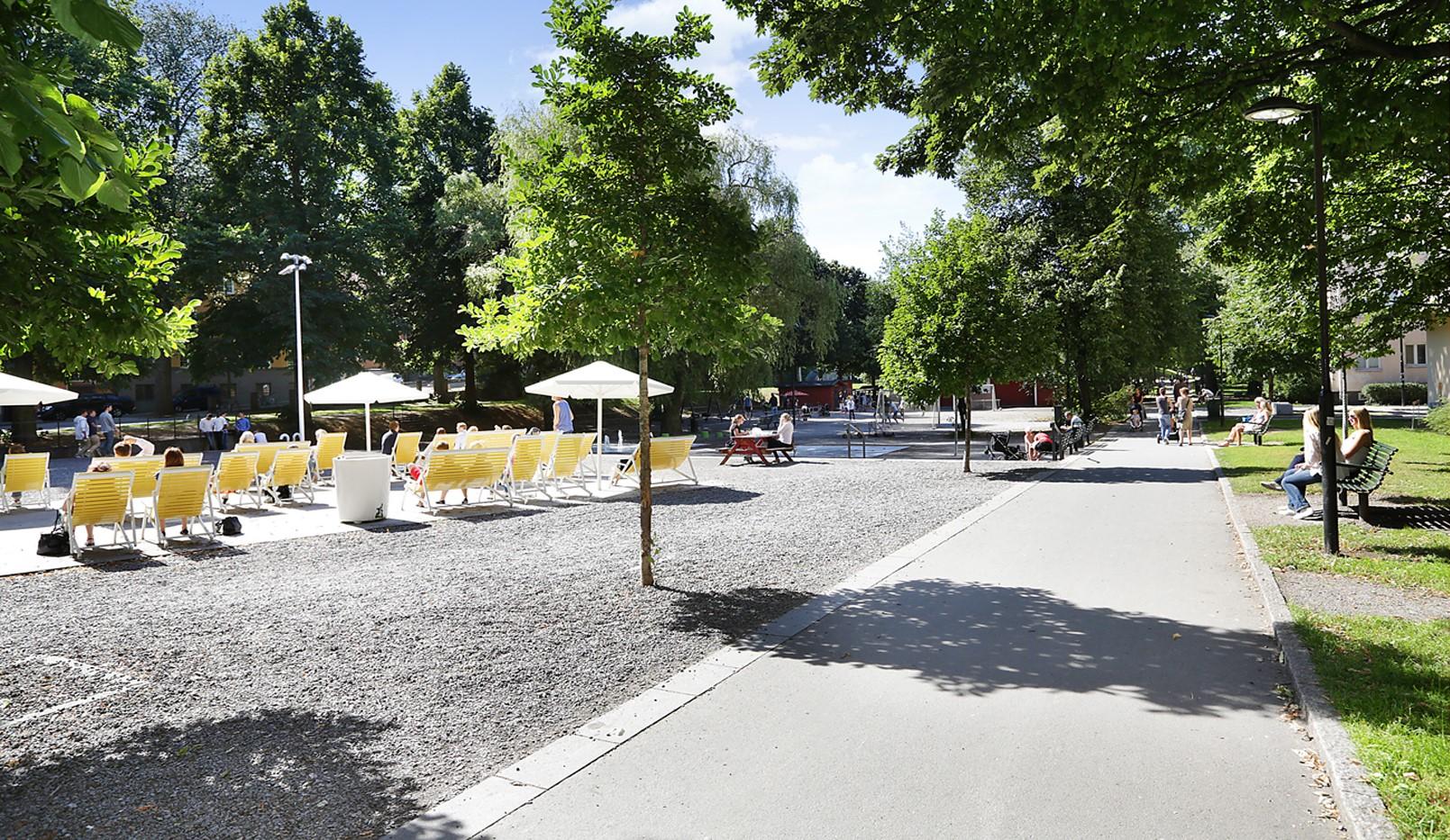 Västgötagatan 18, 2 tr - Rosenlundsparken