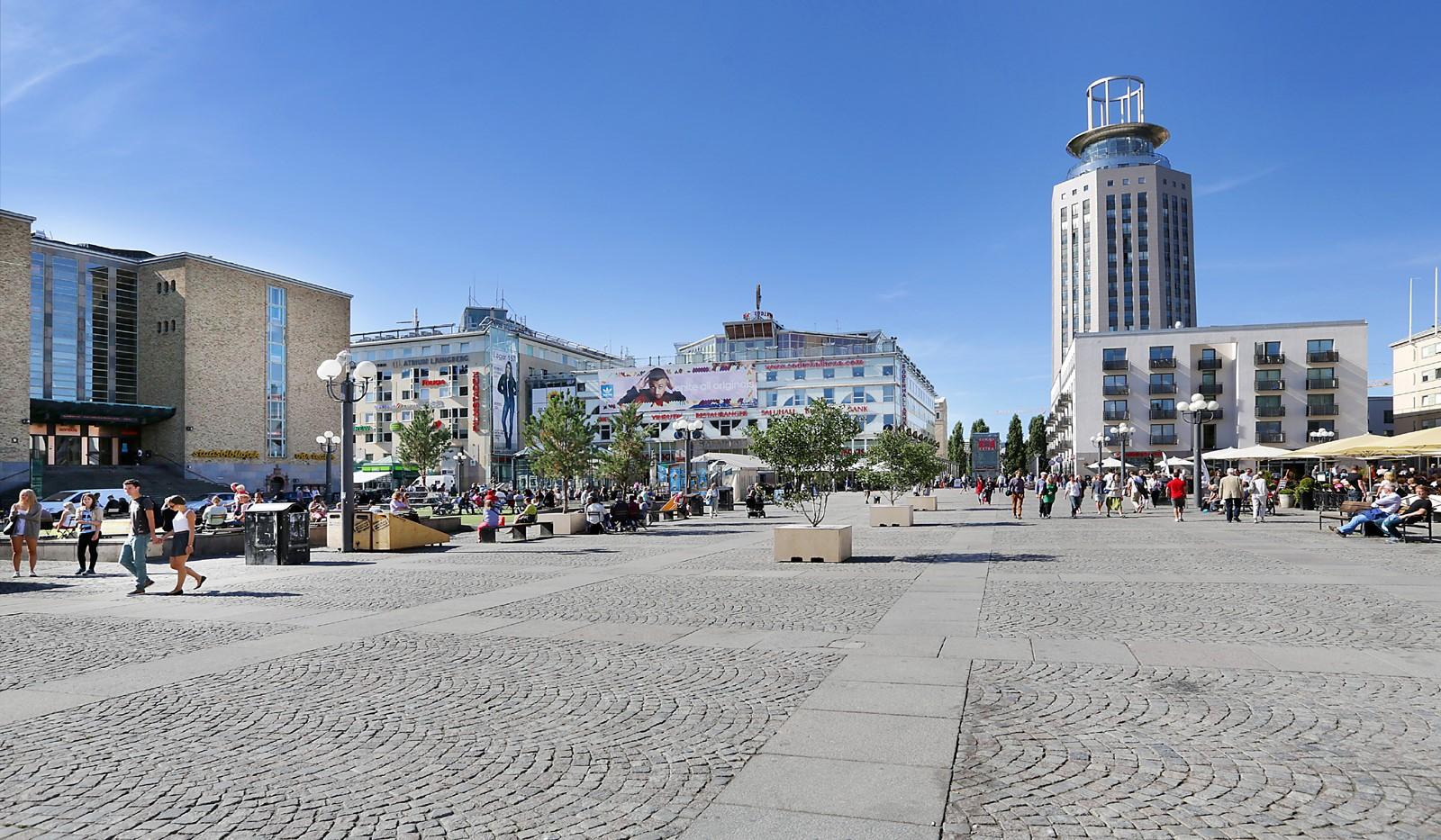 Västgötagatan 18, 2 tr - Medborgarplatsen