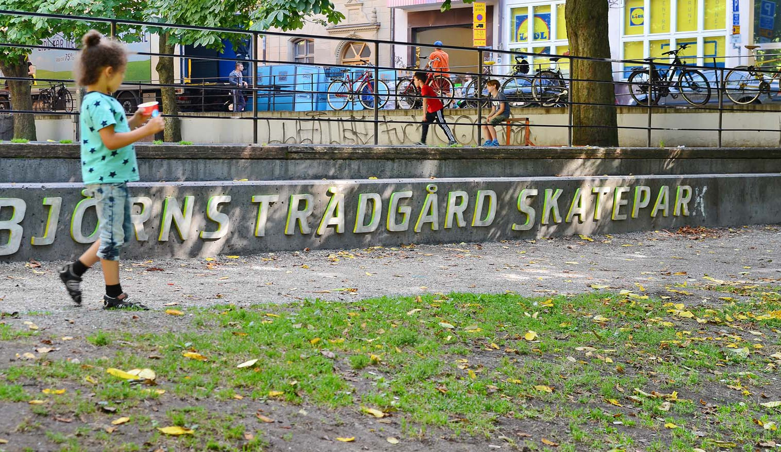 Västgötagatan 18, 2 tr - Björns Trädgård