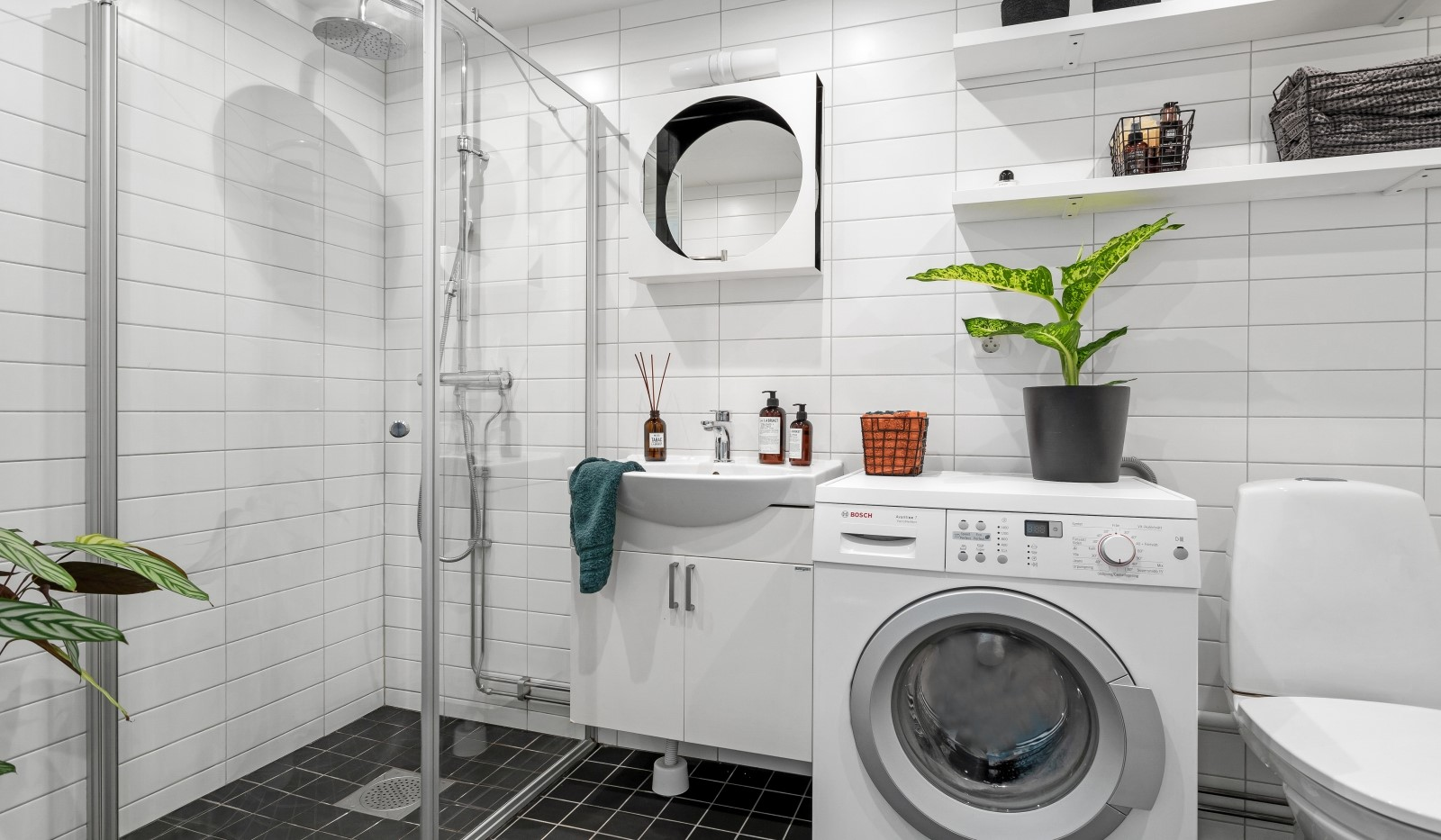 Kocksgatan 42 - Stort och fräscht badrum