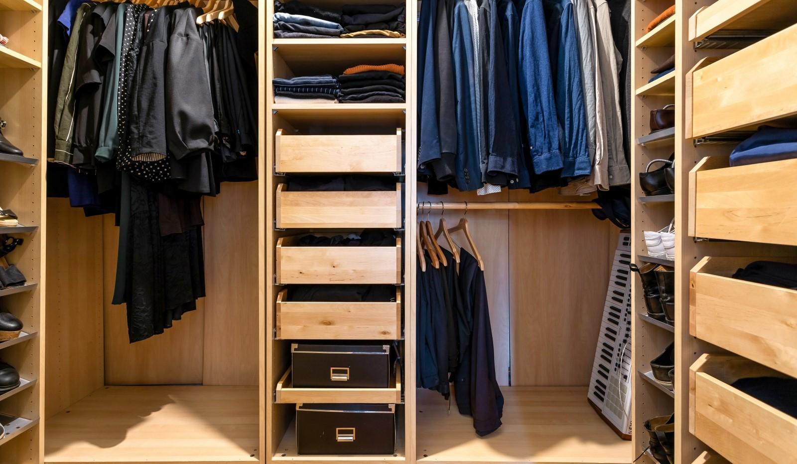 Kocksgatan 42 - Lyxig klädkammare