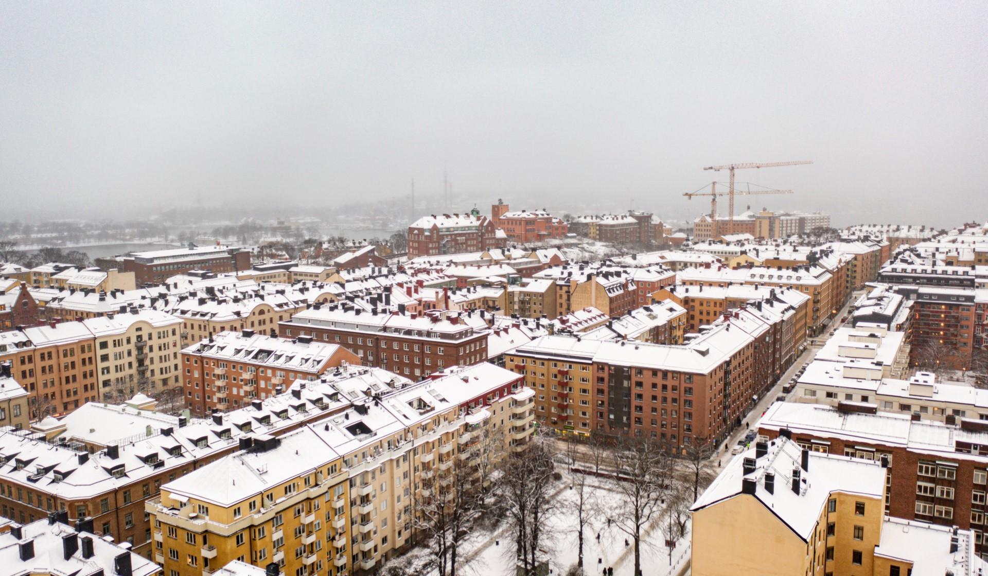 Kocksgatan 42 - Kvarter mot Södermalm Sofia