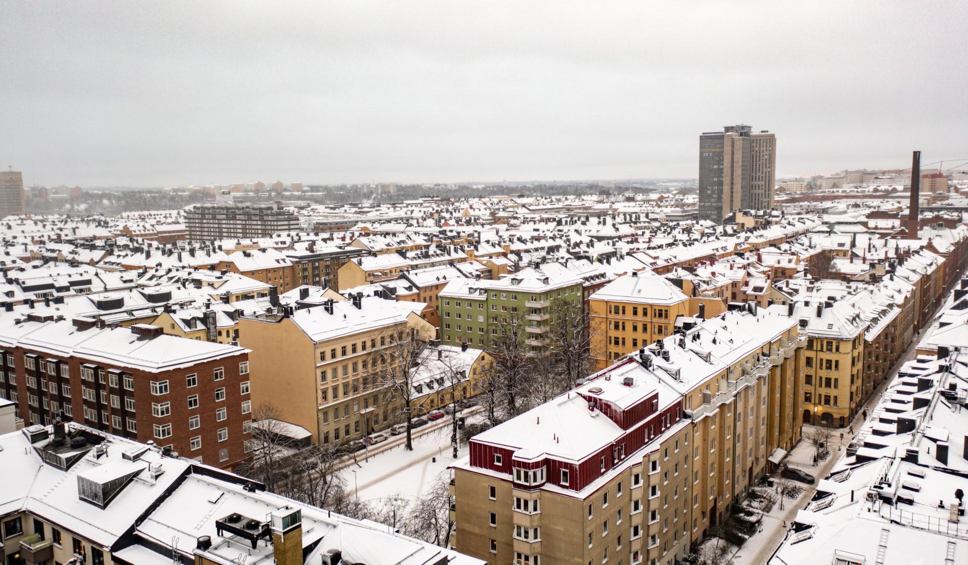 Kocksgatan 42 - Närhet till Skrapan och Götgatan