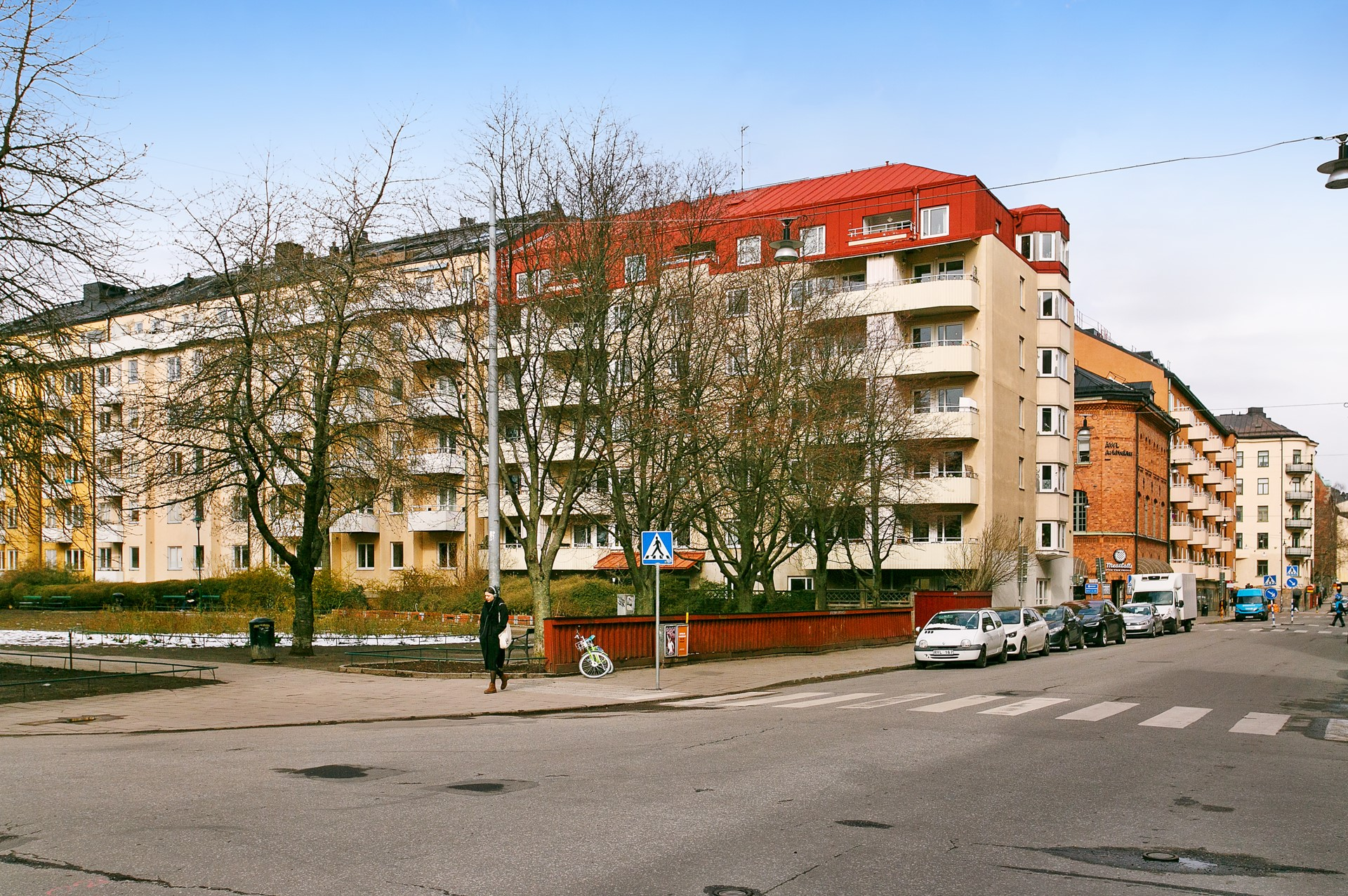 Kocksgatan 42 - Fasadbild
