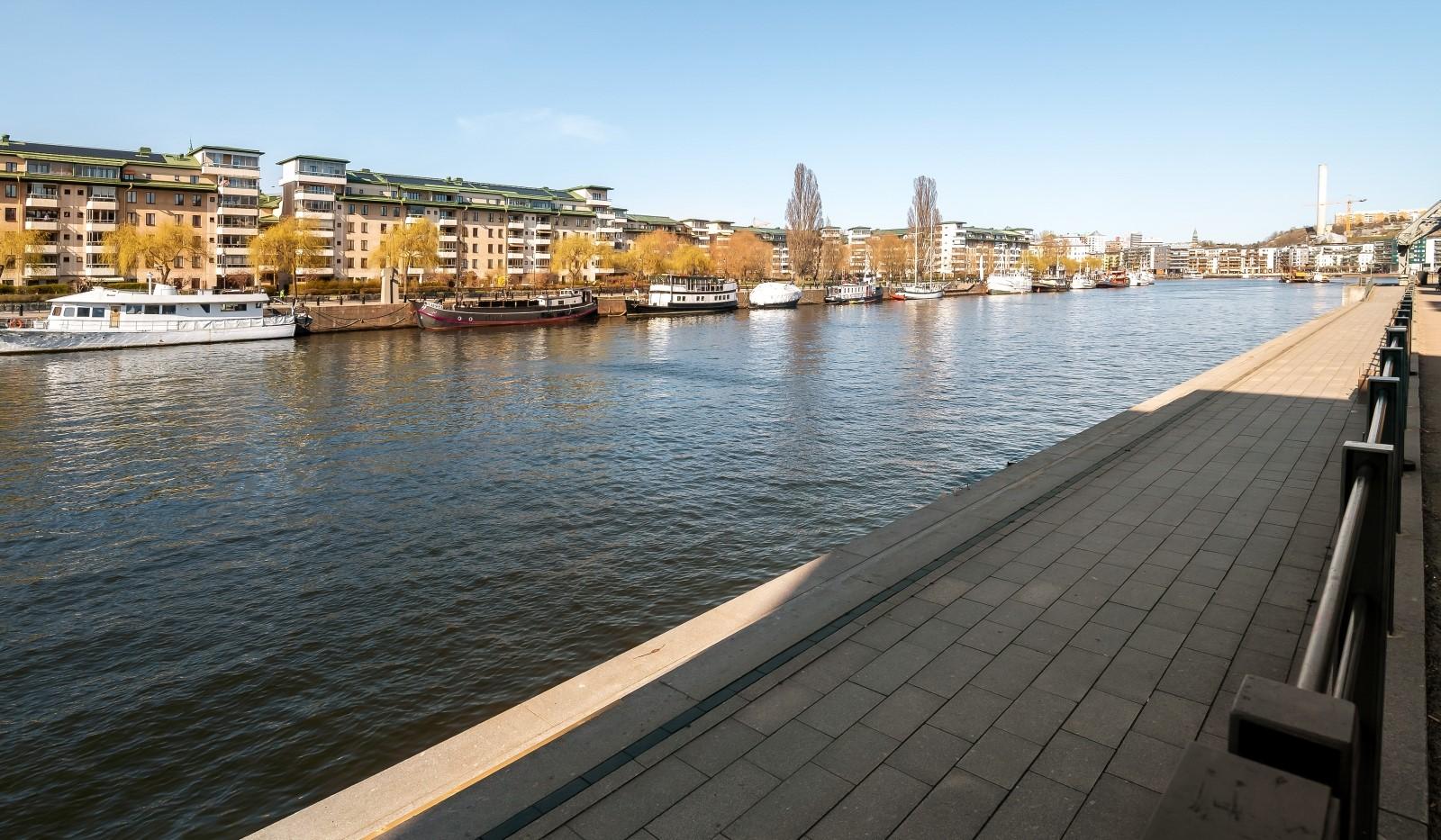 Heliosgatan 58 - Hammarby Kanal