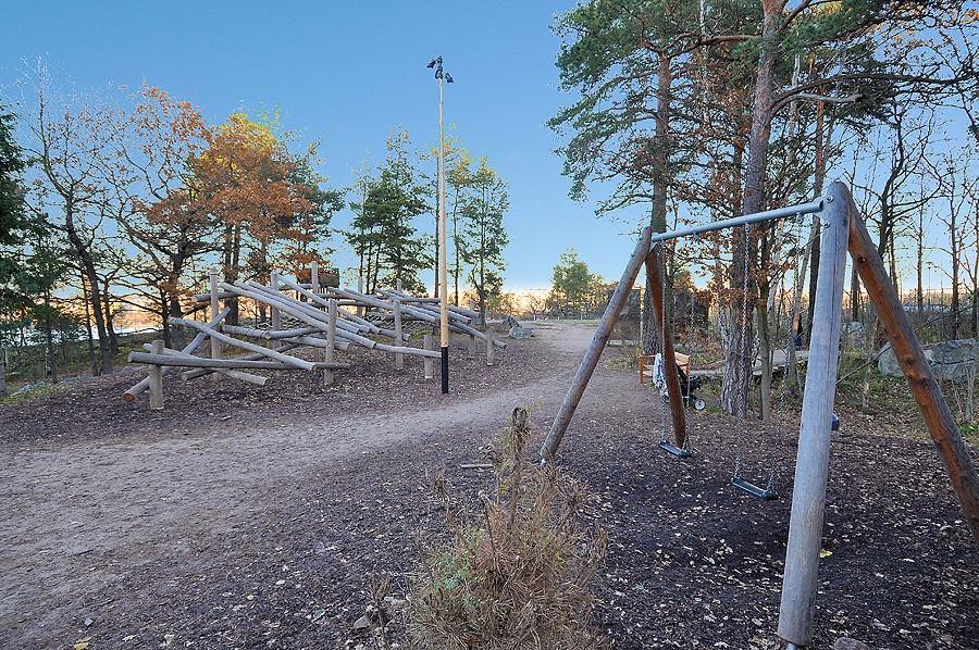 Sjöviksbacken 55, 4 tr - Äventyrsparken