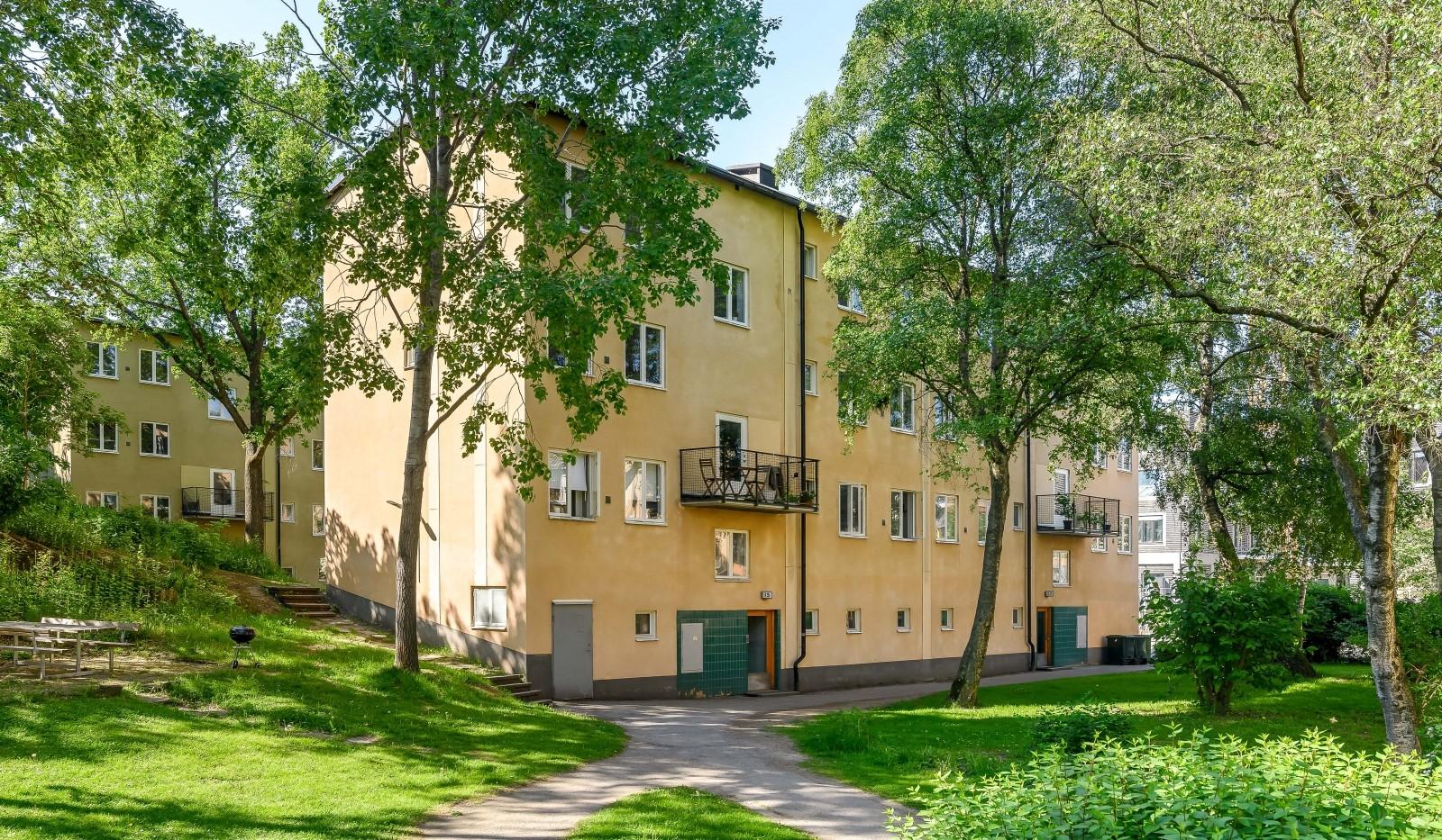 LM Ericssons väg 15, 1 tr-16