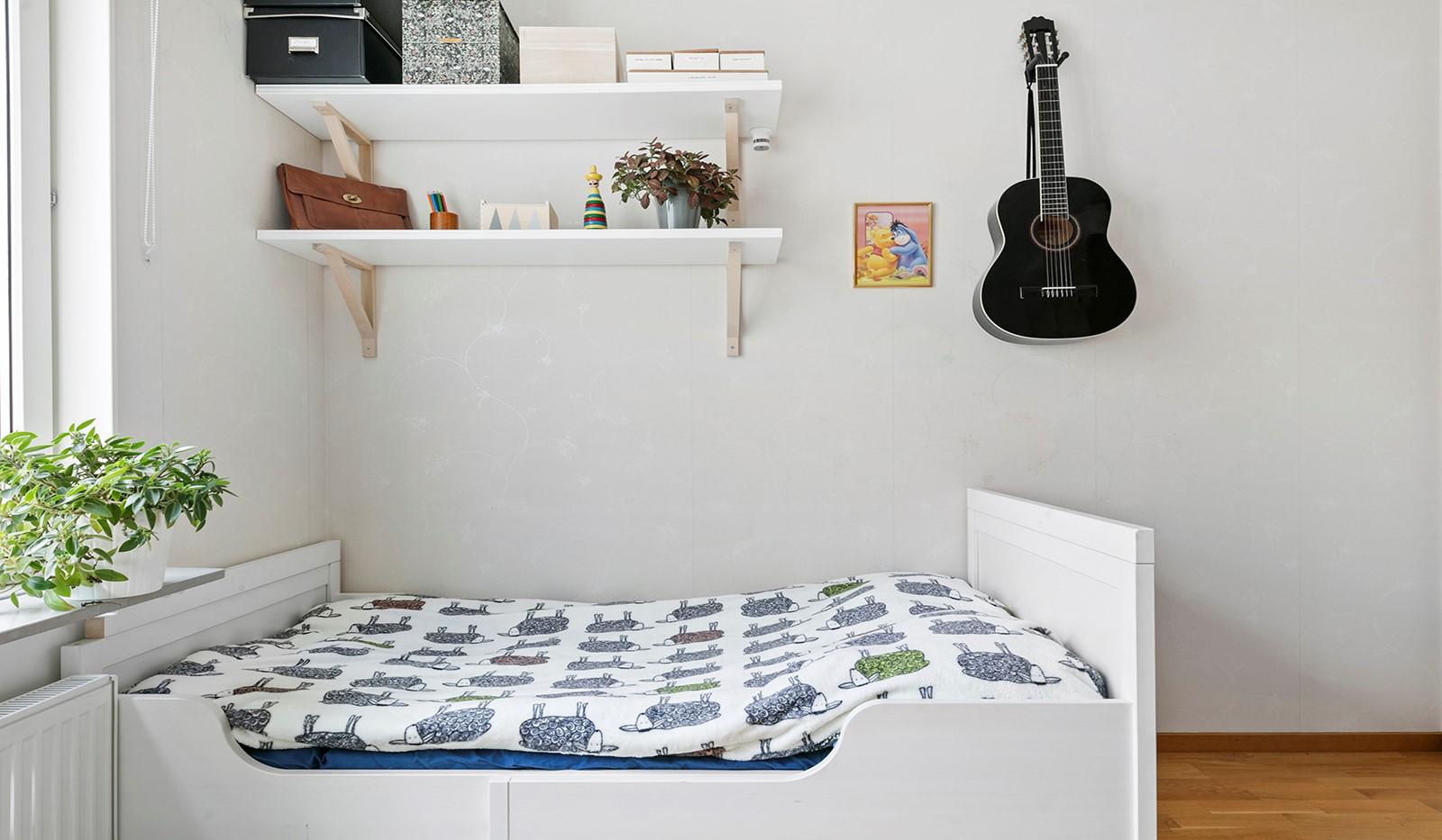 Marieviksgatan 44, 2 tr - Perfekt som barn- eller arbetsrum