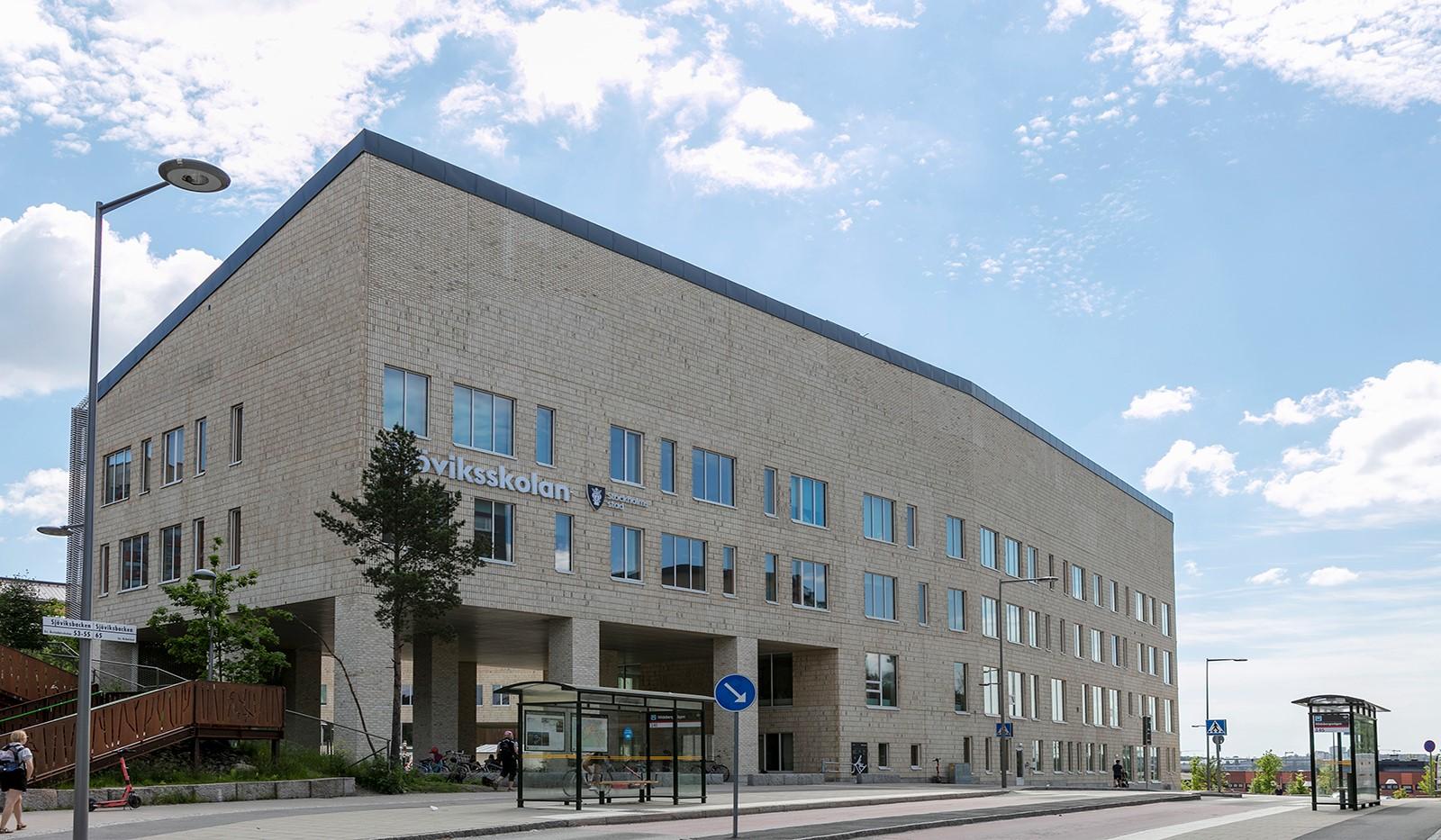Sjöviksbacken 55, 4 tr - Sjöviksskolan